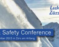 Snow & Safety Conference 2015