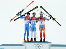 Innerhofer - Mayer - Jansrud